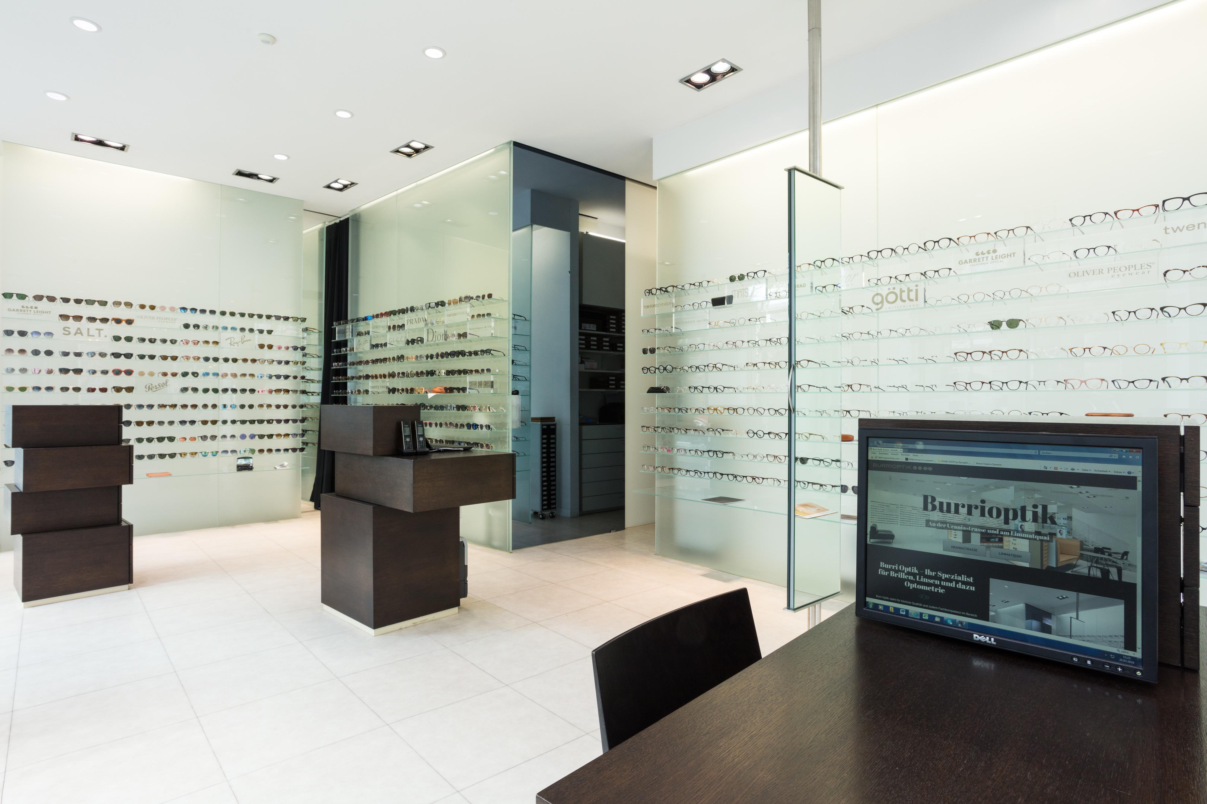 Burri Optik GmbH, Limmatquai